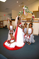 Darice and Tyrone LaCour Wedding July 5,2008