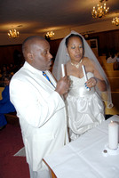 Tina and Artis Evans wedding 12-30-2011