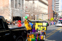 Krewe of Harambee M.L.K. Parade 1-21-2013