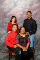 Rob Sims and Family 1-17-2010