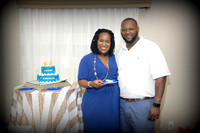 The Robinson Little Prince Baby Shower 9-10-2016